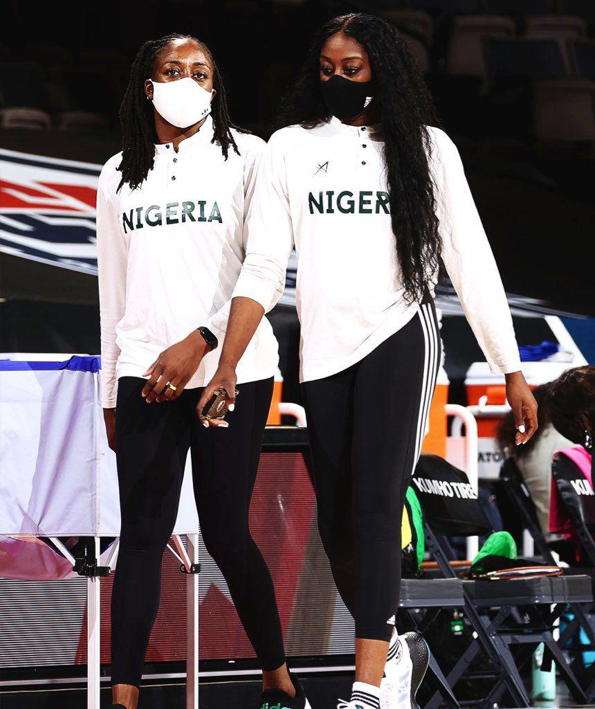 Otis Hughley Jr. lance un appel à la FIBA de laisser les soeurs Ogwumke et Elizabeth Williams aider à développer le basket en jouant aux Jeux Olympiques