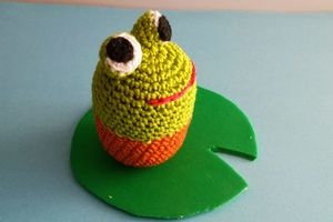 the serial crocheteuses & more n° 492 : the grenouille