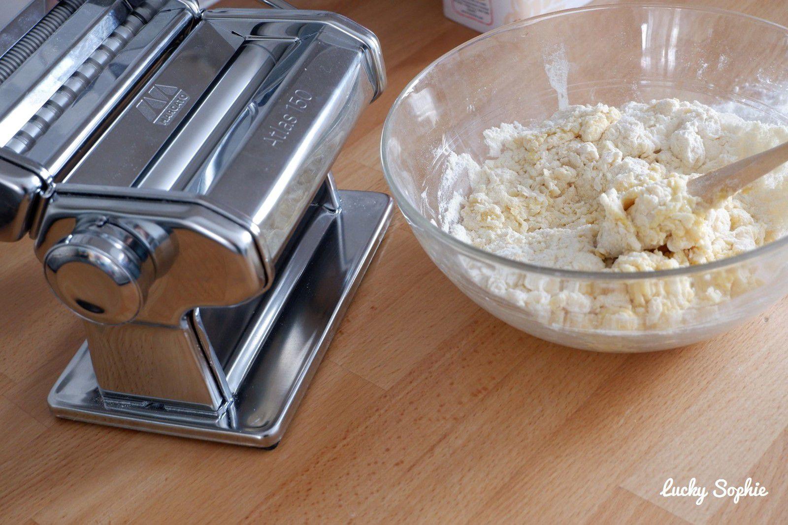 Faire ses pâtes fraîches maison