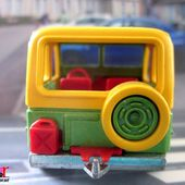 268-A JEEP WRANGLER MAJORETTE 1/54 - car-collector.net