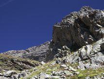Le lac des Pisses Hautes-Alpes