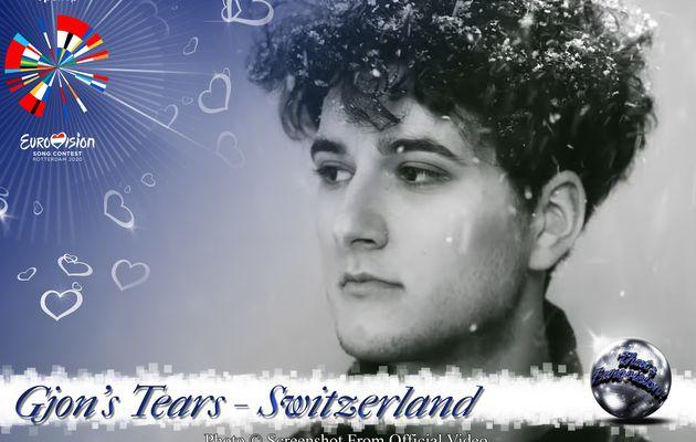 Switzerland 2020 - Gjon's Tears - Répondez-moi