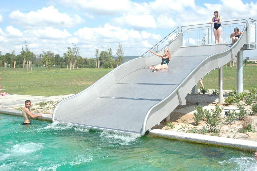 Sortie à la nouvelle piscine de Montagny !!!