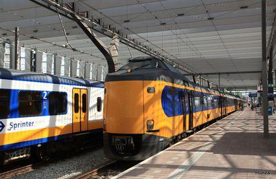 Le matériel moteur des chemins de fer néerlandais