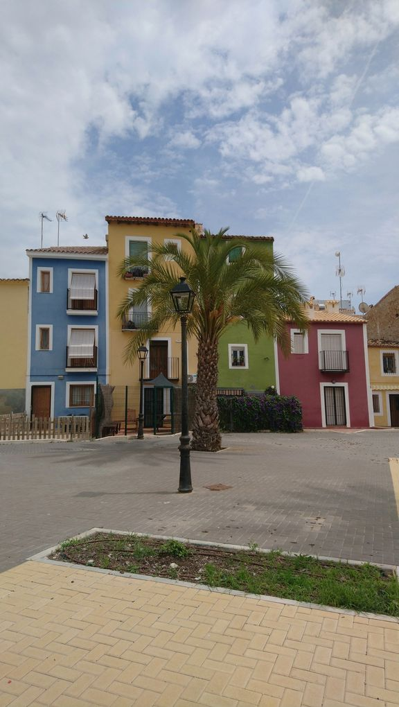 La Vila Joiosa, qué maravilla !