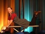 One woman show « Coeur de Braco » vendredi 1er novembre à l'Écomusée du Perche