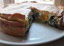 Torta Pasqualina, la torta sopraffina