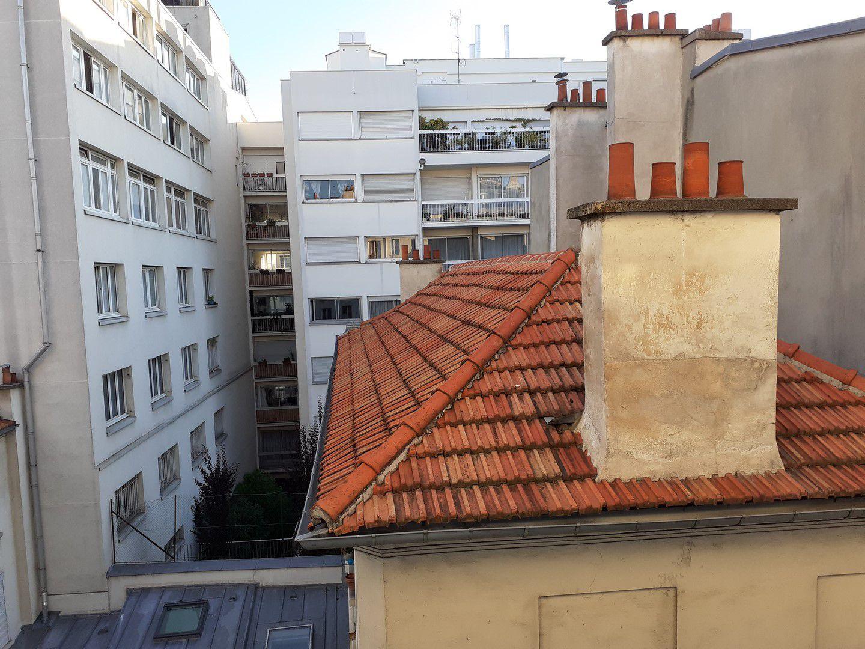 J1 - Dimanche 5 septembre 2020 - un court séjour à ... Paris