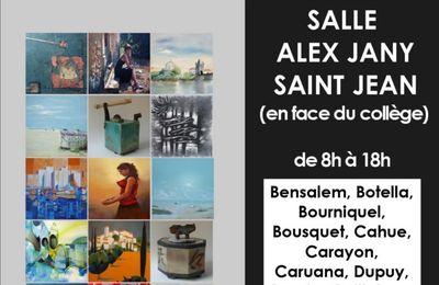 Vide atelier ce dimanche 11 Mai Salle Alex Jany Saint Jean