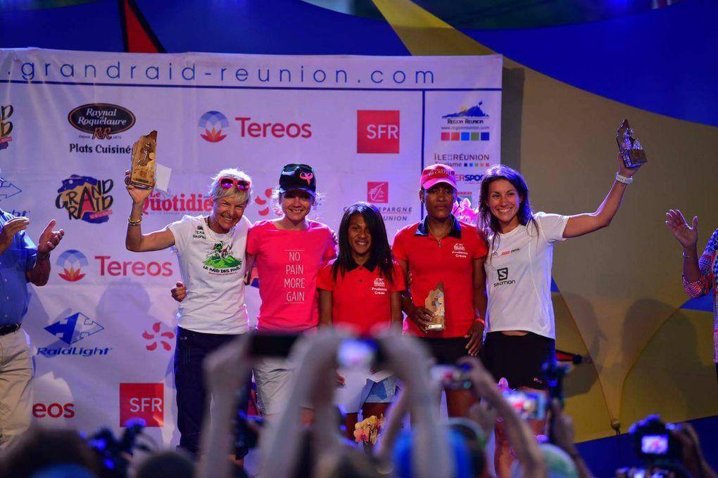 Grand Raid de la Réunion 2017, reportage de la course sur l'Equipe TV