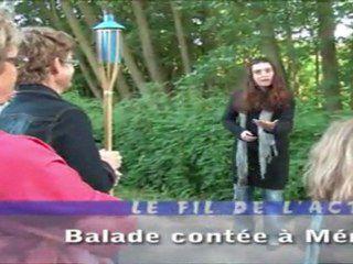 Fil de l'Actu- Balade contée à Méricourt