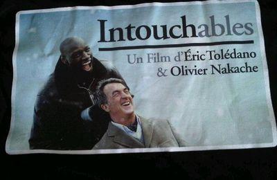 """"""" INTOUCHABLES """" , prix GOYA du meilleur film européen"""