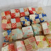 A Quilting Life - a quilt blog: Four Patch Quilt Block Tips