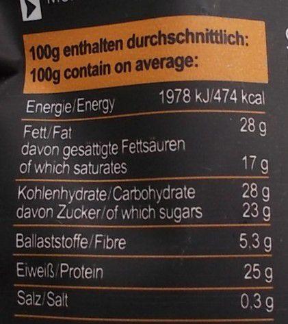 Ehrmann High Protein Crispy Balls Vollmilchschokolade