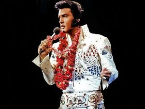 Elvis presley : Aloha from Hawaii
