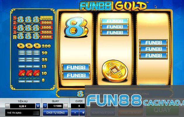 Quay nổ hũ trúng jackpot tiền tỉ liên tiếp tại nhà cái Fun88