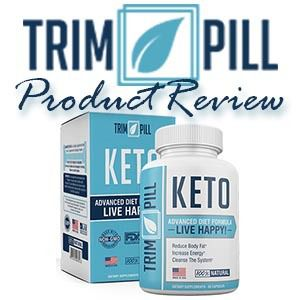 Trim Pill Keto - Most Effective Fat Burners supplement