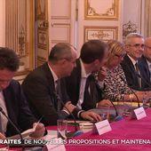 Retraite : quelles avancées après les nouvelles propositions ? - Le Journal du week-end | TF1