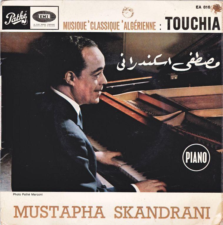 Salon de l'instrumental à résonance Algérienne, Oud, Mandoline, mandole .... Foundou, piano