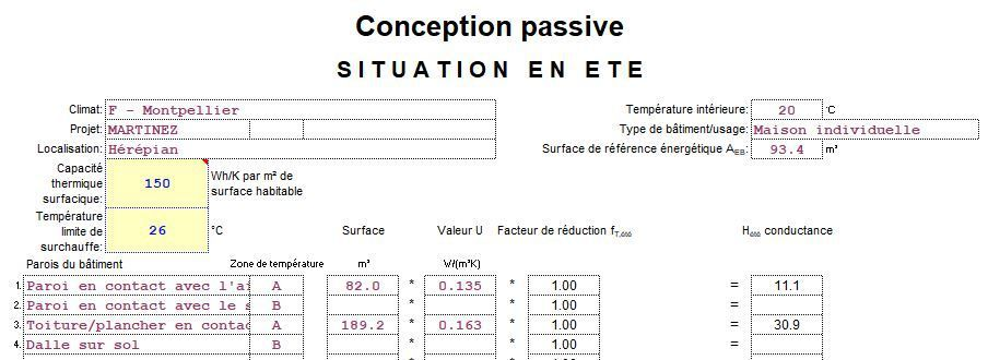 LE NIVEAU PASSIF & NOTRE PROJET
