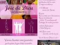 Premières informations pour Oxygène : Marie-Madeleine, accueil des confirmés et Assise !