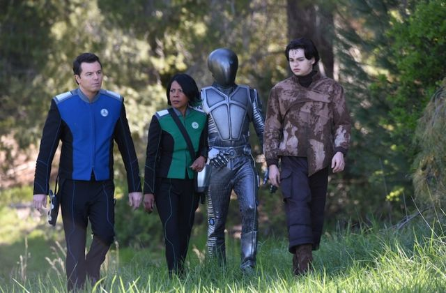 Critiques Séries : The Orville. Saison 1. Episode 4.