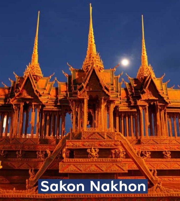 A propos du nom des villes en Thaïlande
