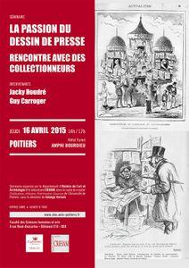 La passion du dessin de presse : Rencontre avec les collectionneurs Jacky Houdré et Guy Carroger