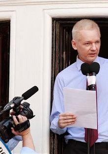 Soutien à Julian Assange - Fondateur de Wikileaks - in ONG-HUMANITAIRE Rubio & NATURES Paul Keirn