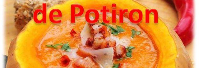 Cuisine Auvergnate:La soupe de potiron