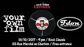 videos Your Own Film (F) @ Rock Classic - 13/10/2017 - YouTube