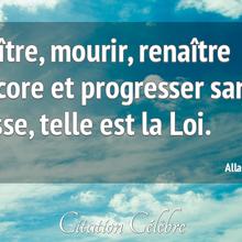Bienvenue sur le site du Centre Spirite Lyonnais Allan Kardec