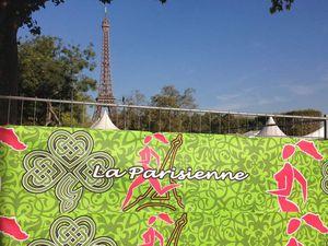 J'ai participé à La Parisienne 2015 !