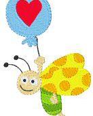 Bunnycup Embroidery - Feeling Buggy