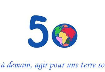 MGR PONTIER : LE CCFD-TERRE SOLIDAIRE FETE SES 50 ANS