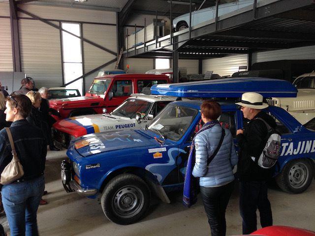 Rétro : WE 16 et 17 mai 2015 en Aveyron-Aubrac