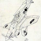L'arme aérienne durant la Guerre d'Espagne à travers les BD francophones (1/4 Typologie des appareils) - BIEN LE BONJOUR D'ANDRE