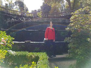 Sul trenino turistico di Viterbo - Villa Lante a Bagnaia - Il Parco dei Mostri a Bomarzo