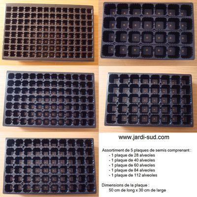Envie d'essayer des plaques de semis :-)