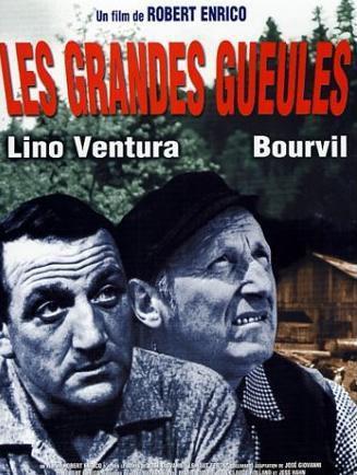 LES GRANDES GUEULES