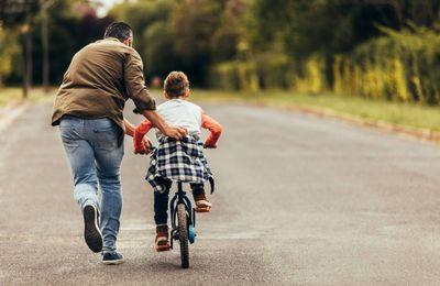 Le vélo pour enfants ou la draisienne ?