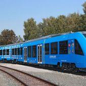 Allemagne : le premier train à hydrogène entre en exploitation