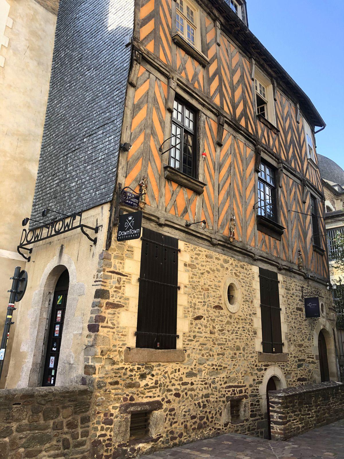 Road trip, du Perche jusqu'en Bretagne... Rennes (2)