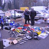 Album - 01-AAAA Bourse moto expo side car vide garage Boutigny 2014 - frico-racing-passion moto