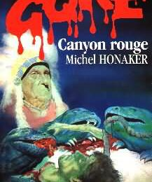 Canyon rouge - Michel Honaker