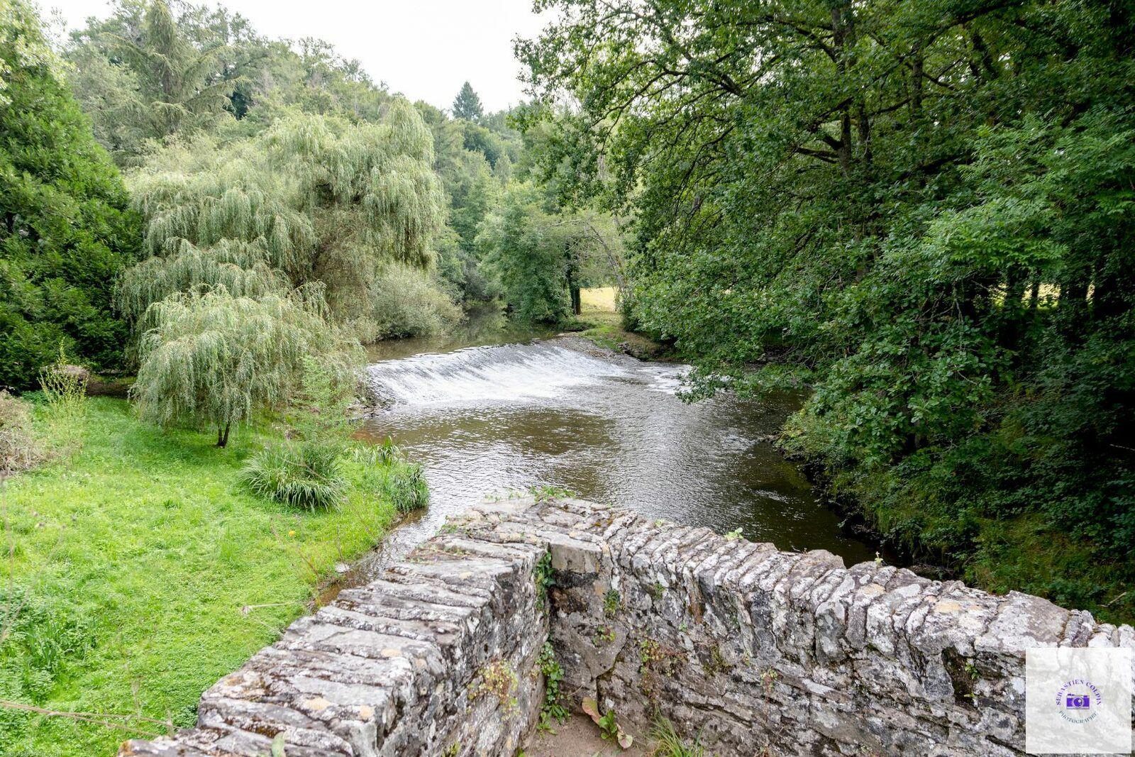 Le Moulin de la Résistance du Pont de Lasveyras en Corrèze, le massacre de la jeunesse française