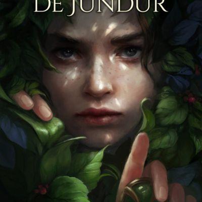 Les larmes de Jundur, tome 1 : Voyageuse de Noémie Delpra