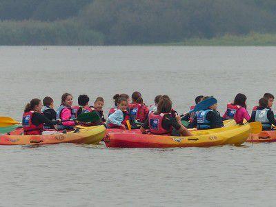 CM2 kayak séance 2