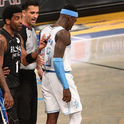 Sans LeBron James et Anthony Davis, les Lakers corrigent les Brooklyn Nets