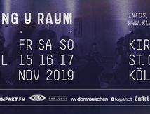 Klang und Raum Ambient Festival 2019
